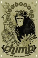 chimp by karloi