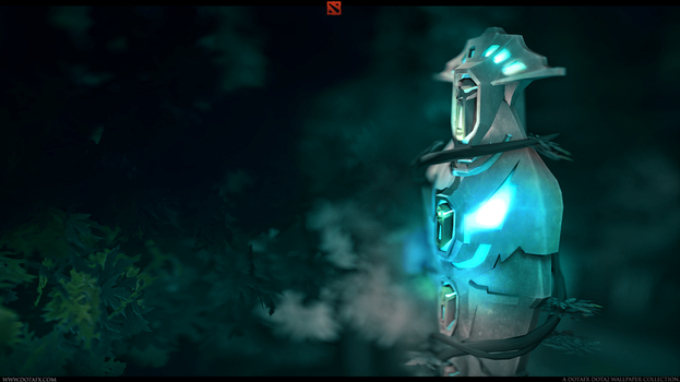 DotA2  - The Radiant Tower by DotaFX