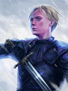 Brienne of Tarth by munette