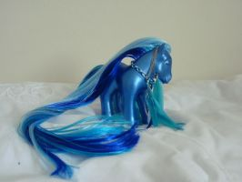 Custom my little pony blue dream 1 by thebluemaiden