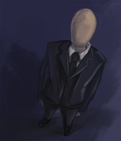 Slenderman by Kelsi-sama