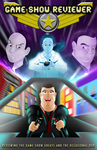 COMMISSION - Game Show Reviewer Poster by BeckHop