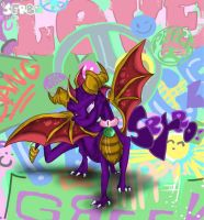 SpyroEXCLAMATION MARK by Spyroflamesredsbum