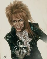 Jareth by gapriest