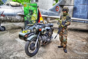 In the army now... by Iulian-dA-gallery