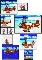 Sonic And Co. Adventures 13 by CrystalTheRenahog