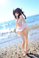 Empress at the Beach by gale015