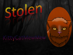 Stolen's Cover Page by KittyCatMewMew101