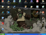 My Desktop by CabbageManFans