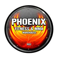 Phoenix MMA and Warehouse Logo Design by CoreyBrown