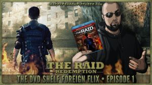 The Raid: Redemption by happydragonpictures
