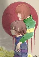 Undertale' Free me' by inohei