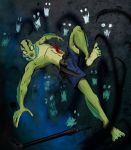 30 Days of Abe Sapien by randomflashbang