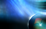 windows 7 orb wallpaper by Cosmoware-Design