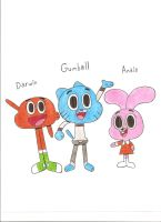 The Amazing World of Gumball by DBJay