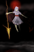 Touhou -- Red Moon Rising by static-mcawesome