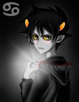 Homestuck Signs Karkat by Arcageon