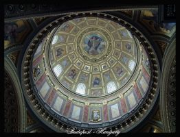 St.Stephen's Basilica by hungarians