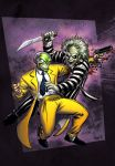 The Mask vs Beetlejuice by spidermanfan2099