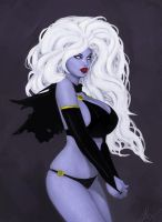 Lady Death II by Svenechoff