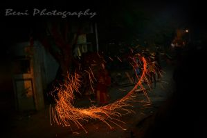 Playing with Fire by arulbeni