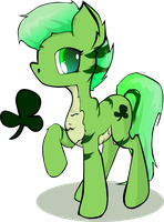 Iguana pony adopt 3- offer to adopt (closed) by Longdayart