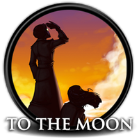 To the Moon - Icon by Blagoicons