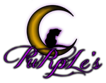 Did someone say Purple .:Logo:. by x-DarkestMoon-x