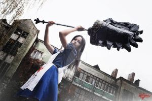 Alice: Rutledge Asylum by Odango-datte