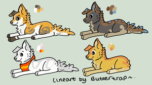 Puppy Adopts 1 by signory