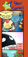Seven Star Comics 23 by Loopy-Lupe