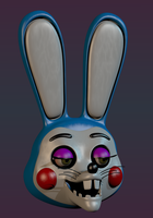 Toy Bonnie by Zylae