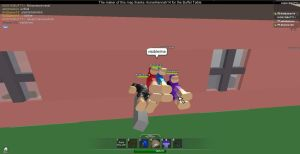 Random Roblox Momments!: Well this is bad.. by Kickyobutt11