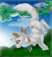Kazin Being One With Nature by FacePalmzGodDammit