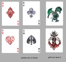 playing cards: gaff card idea 2 by Wen-M