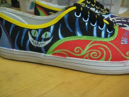 Mad T Party Shoes detail II by Roxas-forever13