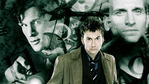 Three Doctors by Carly23