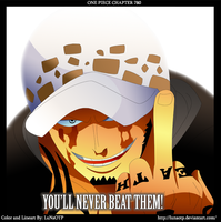 One Piece - Chapter 780 - You'll never Beat Them by LuNaOTP
