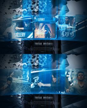 Total Recall 2012 by Tropfich