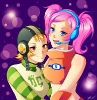 Dreamcast Legends by NessaSan