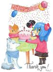 'Birthday Party!' by Paintwick