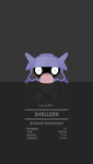 Shellder by WEAPONIX