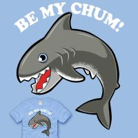 Be My Chum - Now for SALE by amegoddess
