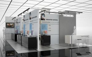 Stand SIEMENS 03 by talesytales