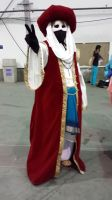 Ottoman at Fanime by Wiccat