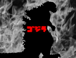 GOJIRA poster alt by KaijuX