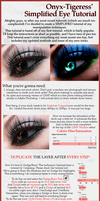 Simplified GIMP Eye Tutorial by Onyx-Tigeress
