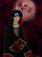 "Naruto: ""Bloody Night"" by himiko"