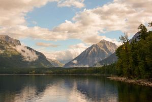 Lake McDonald, Glacier National Park by steverino365