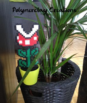 i have no green thumb by PolymerclayCreations